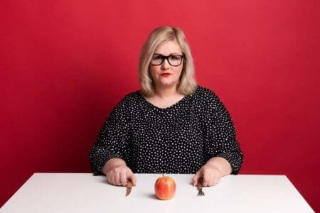 portrait-of-a-sad-attractive-overweight-woman