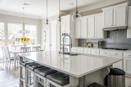Modern Kitchen Clean