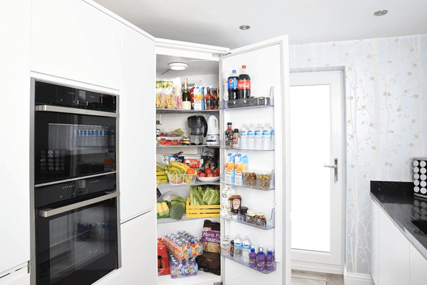 Organize Food Fridge