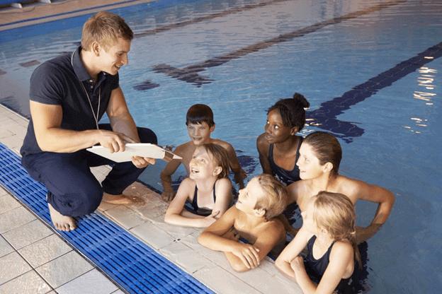 swimming instrutor