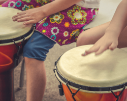 arican-drum