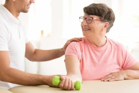 older-woman-in-physical-rehabilitation
