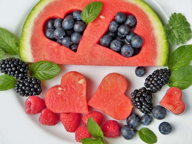 fruit-watermelon-heart