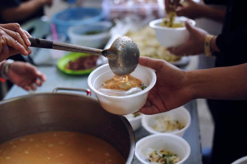 Food-serving