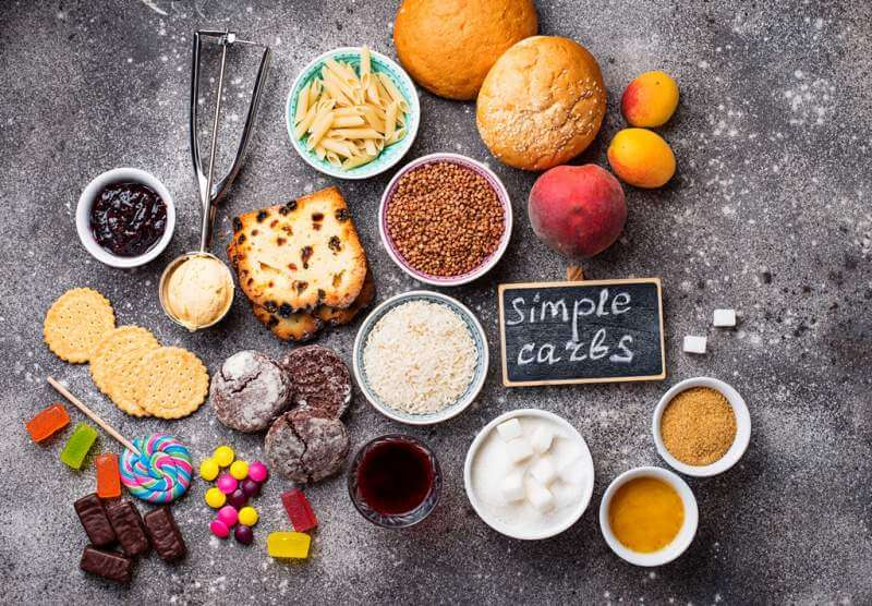 assortment-of-simple-carbohydrates-food